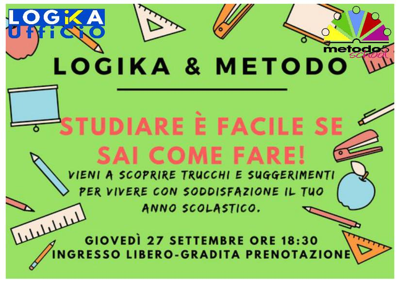 Studiare e' facile se sai come fare!